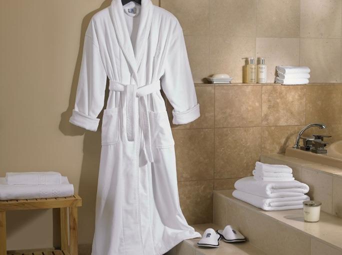 халаты тапочки полотенца - высокое качество