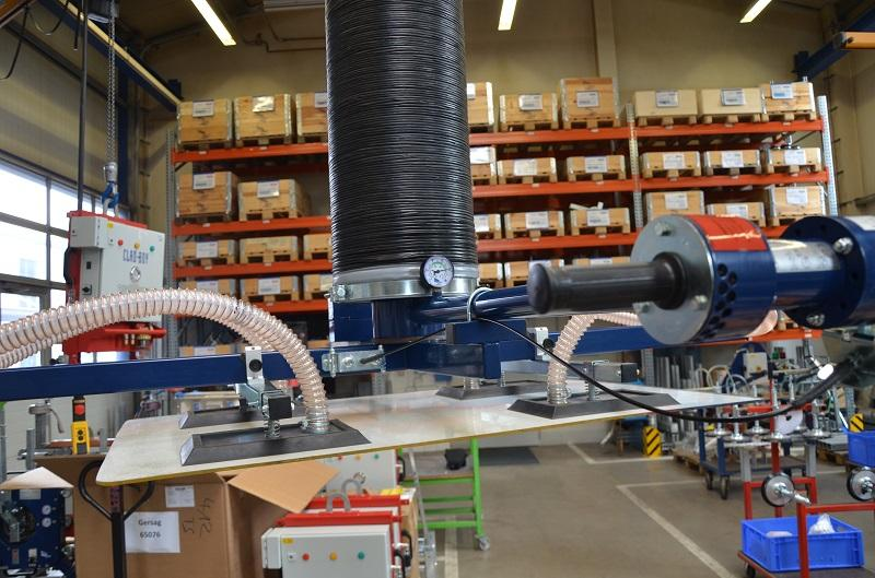 Tube lifter MAXI-LIFT up to 300 kg - null