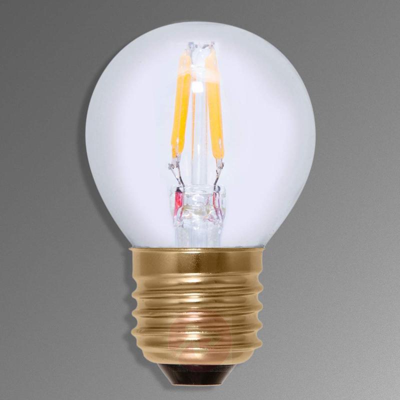 E27 2.7 W 922 LED golf gall bulb - LED Bulbs
