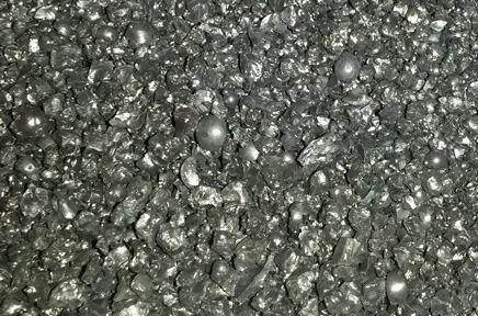 Granallas de silicato de aluminio y abrasivos - Abrasivos Silicato de hierro y escoria de cobre
