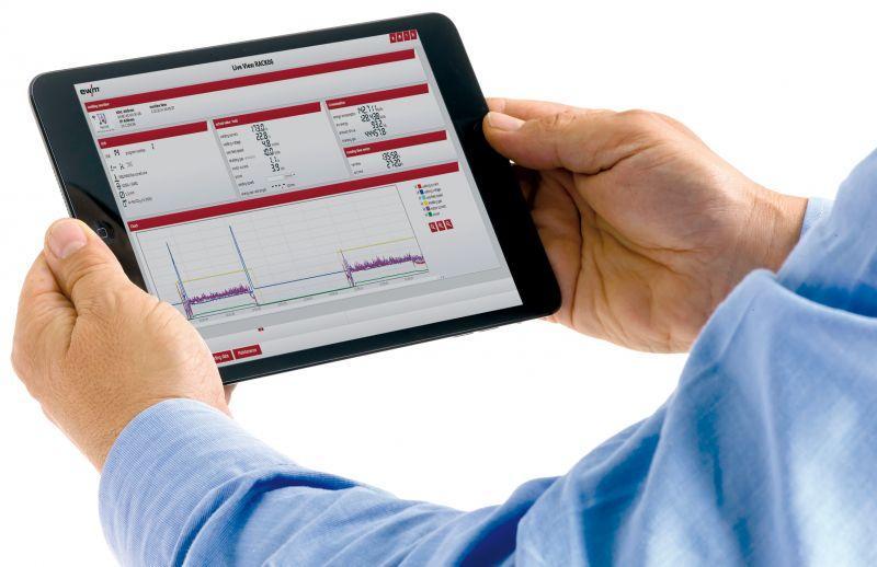 ewm Xnet 2.0 système de gestion du soudage - Système de gestion du soudage ewm Xnet
