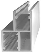 Aluminiumprofile für Sonnen- und Insektenschutz - null