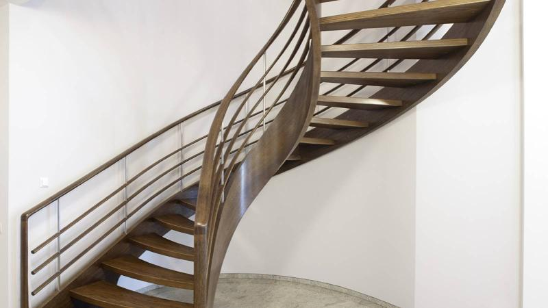 Classic stairs - Amsterdam