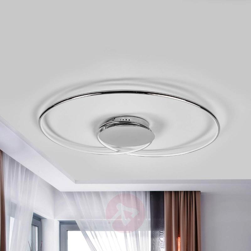 Graceful LED ceiling lamp Joline - Ceiling Lights
