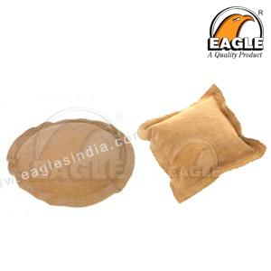 Leather Sand bag Round & Square