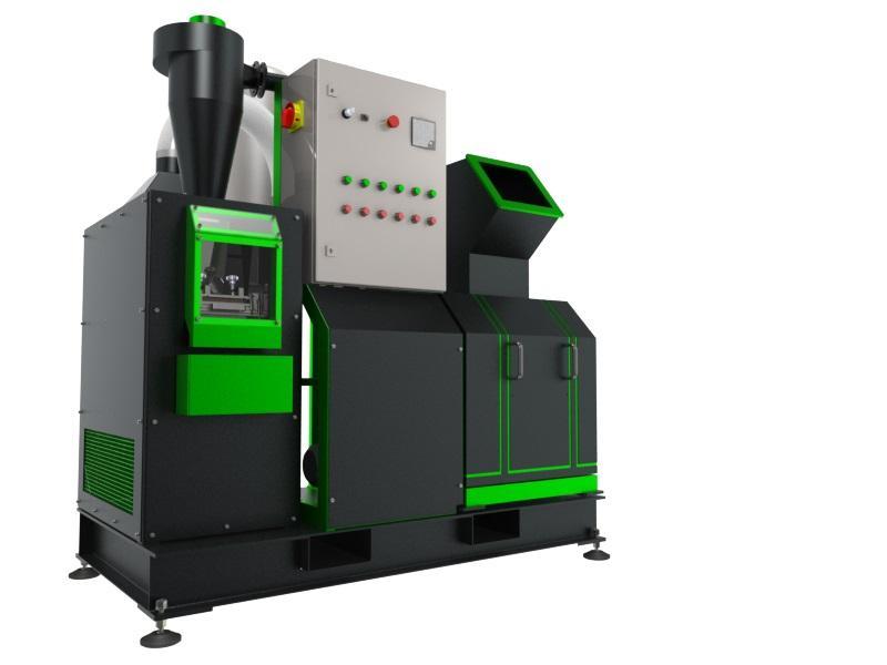 Granulator - DRY MD110 Cable Granulation & Separation system