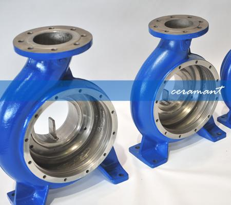 Pump housings - Pulp and Paper Industry