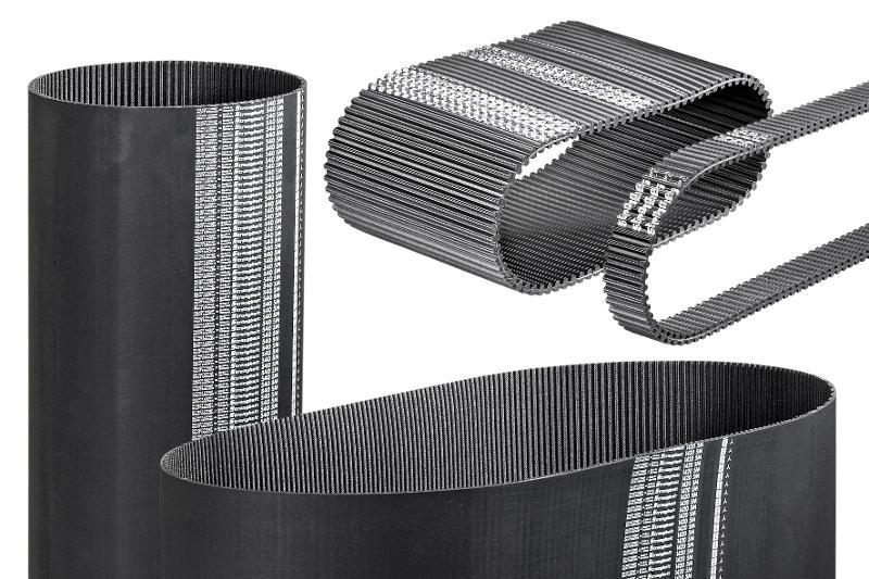 Neoprene timing belt (sleeves) 8M / 14M / 20M - null