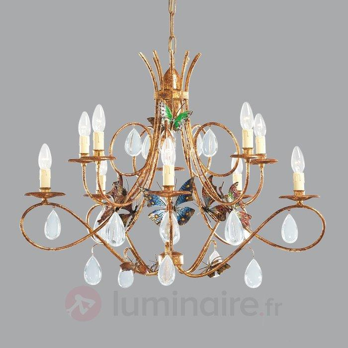 Lustre Amadea - Lustres style florentin