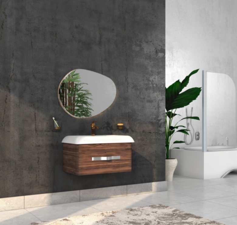 Avond (BA1007-80)- Bathroom vanity
