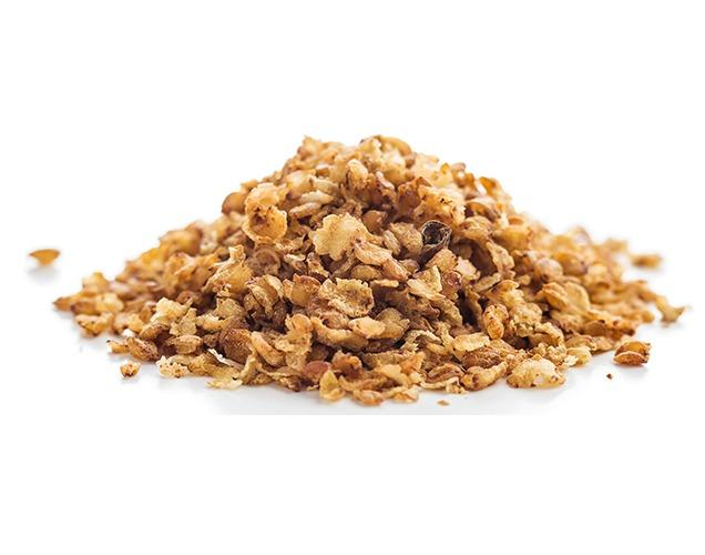 CEREAL FLAKES - Buckwheat flakes organic and conventional for baby food and diet food
