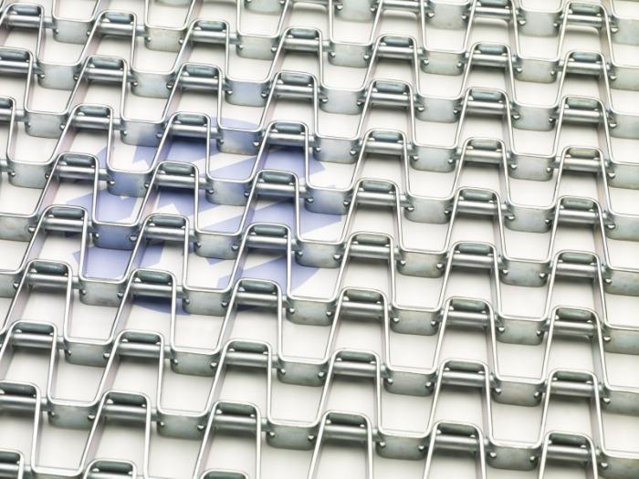 Conveyor Belt: Honeycomb - Flexible and heavy duty conveyor belt