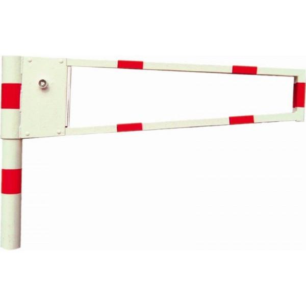 Barrière tournante trapèze - null