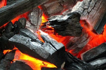 Древесный уголь - Экспорт древесного угля