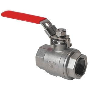Stainless Steel Ball Valve  - Stainless Steel Ball Valve