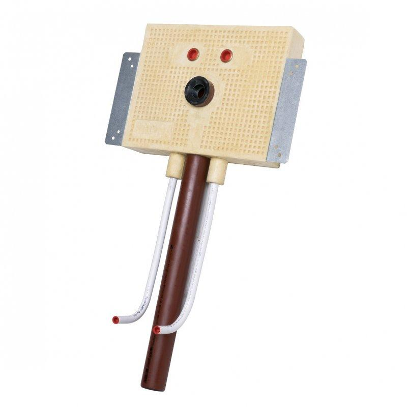 Waschtisch-Montagebox 25-WT-T - SANHA®-Box - Montagebox für Waschtisch