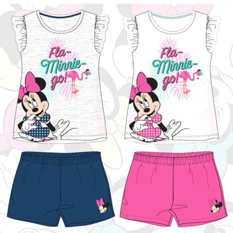 Grossiste d'ensemble de vêtement enfant Minnie - Ensemble