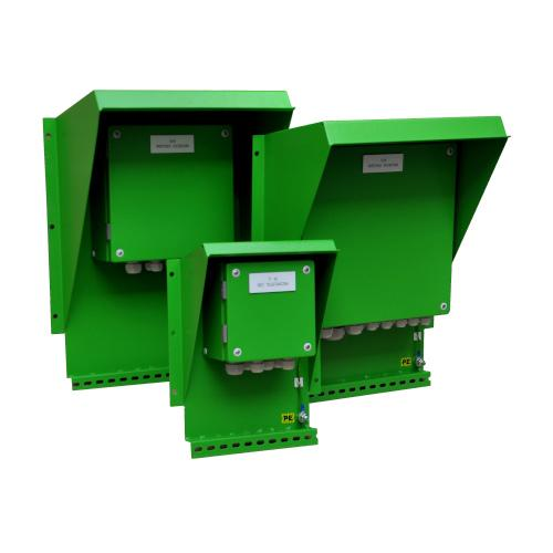 Junction boxes -
