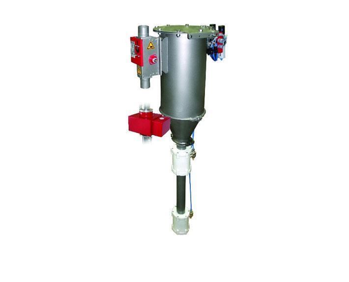 Metal separator for horizontal or vertical installation - P-TRON GM V1