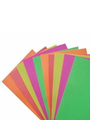 Colored Papers - All Colors
