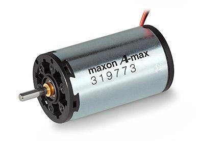 Brushed DC Motors - A-max Program