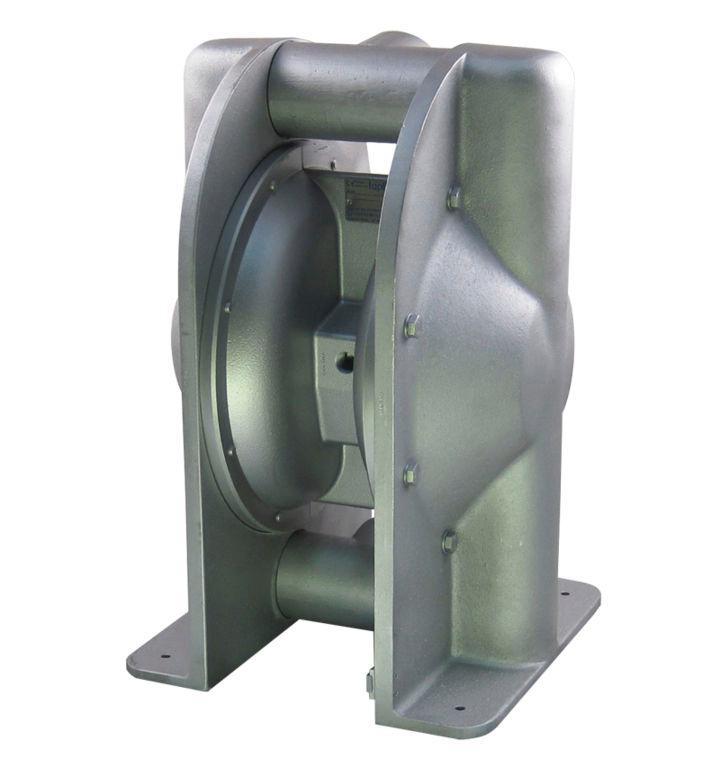 Bombas Pneumáticas - Bombas pneumáticas de duplo diafragma
