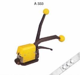 Staalbandomsnoering - Staalbandomsnoerings- apparaat A333