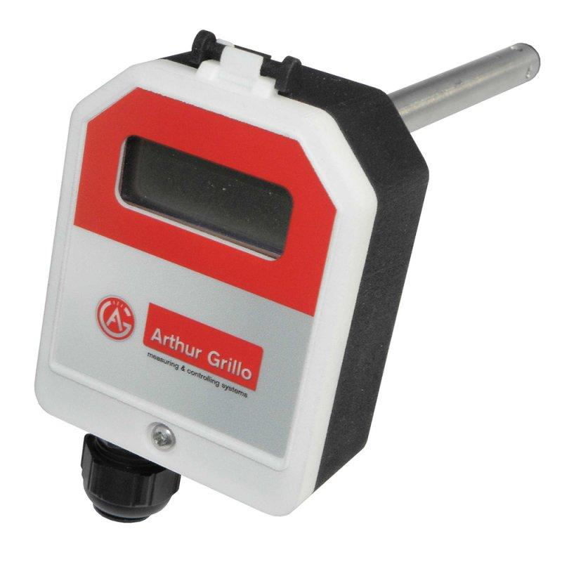 Grillo - Relative humidity and temperature sensor - PFT30 - Relative humidity and temperature sensor - PFT30