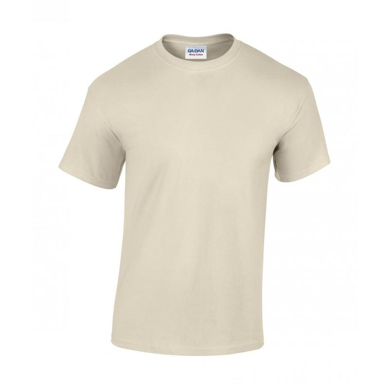 Tee-shirt fil open-end - Manches courtes