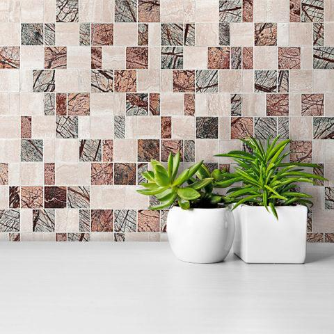 Ideamarmo Ramage Collection - Marble Mosaic