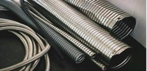 Interlocked Hose - Instruments, Connections & Compensators