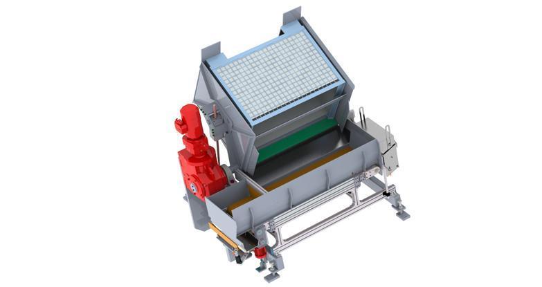 Feeding systems - conveyor belts