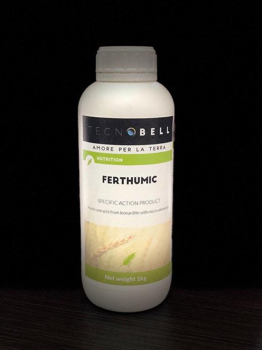Ferthumic - Humic and Fulvic acid organic liquid fertilizer for agriculture