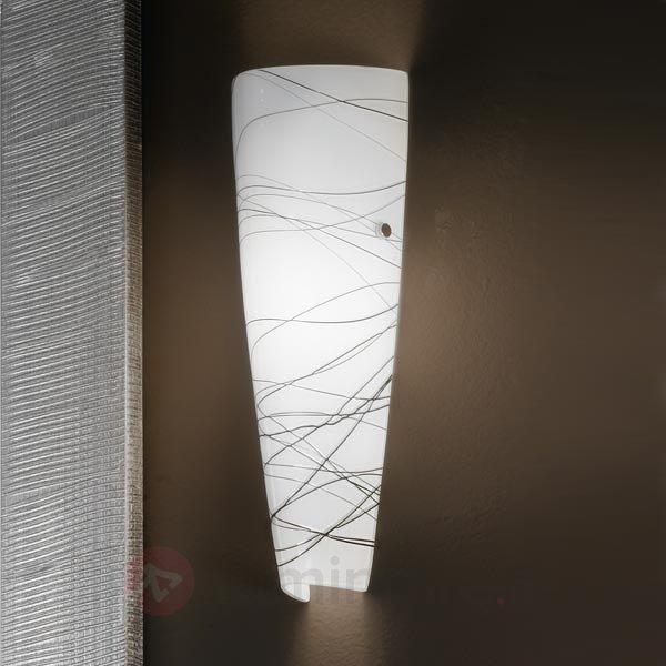 Applique en verre DEDALO - Appliques en verre