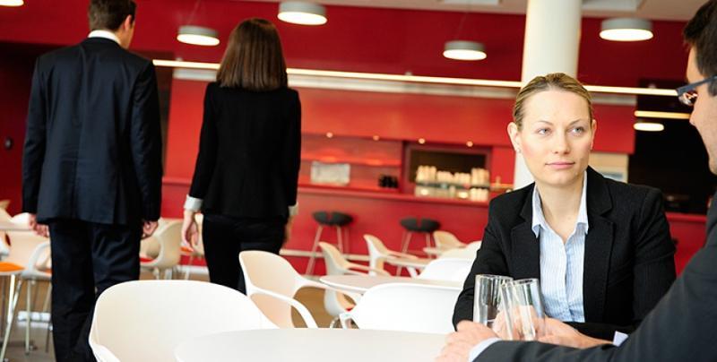 Bar presse - European Convention Center  - Service Evenementiel