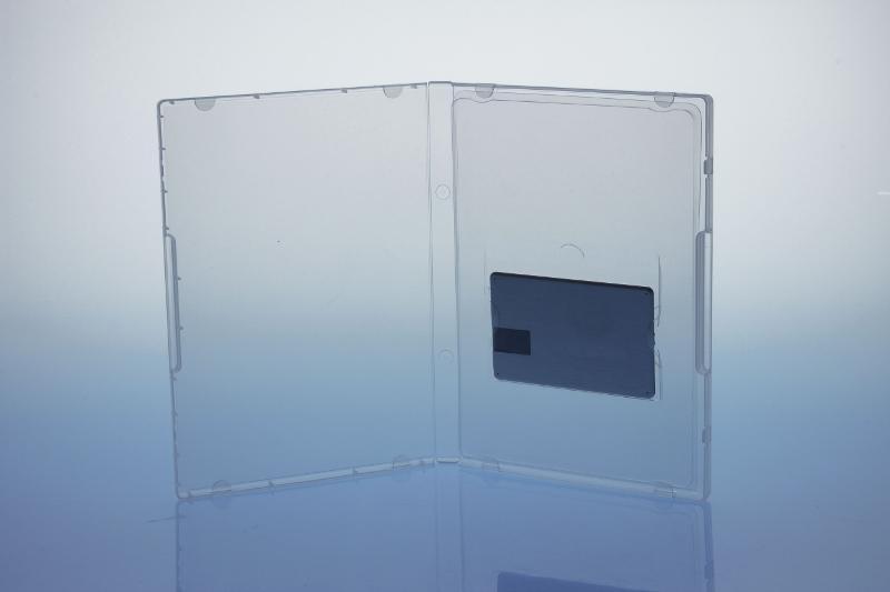 Einlage / Tiefziehtray für Karte 85x53 mm - Einlagen für Multistorageboxen