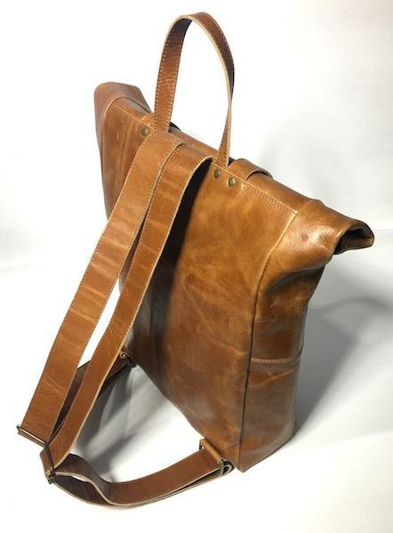 Folded Rucksack -