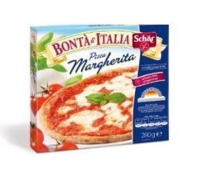 Pizza margherita - Pizzas biologiques et surgelés