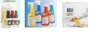 Produits en poudre pour le blanchiment - Textile