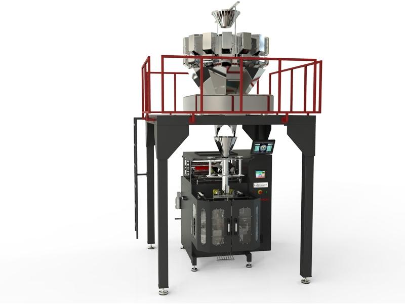 IM-W SERIES Packaging Machine with Multihead Weigher -