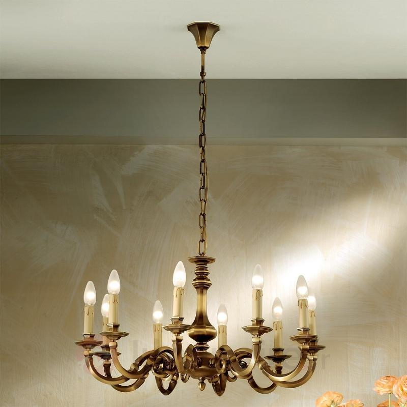 Lustre classique IMKE. 10 lumières - Lustres classiques,antiques