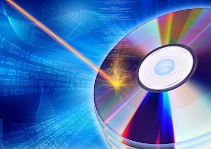 CD / DVD pressing -