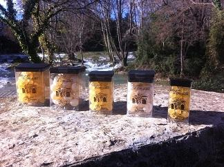 Boules fourrées au coeur fondant miel de garrigue 120g - Épicerie sucrée