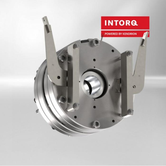 Spring-applied-brakes - INTORQ BFK455 - Silent double-brake