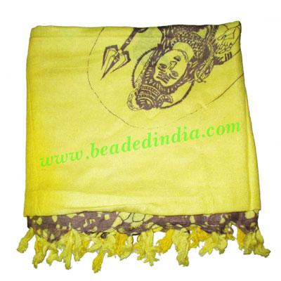 Yoga Scarves, Material : staple rayon, size 182x100 CM. - Yoga Scarves, Material : staple rayon, size 182x100 CM.