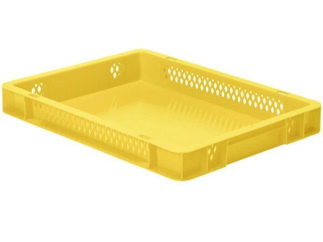 Stacking box: Band 50 2 - Stacking box: Band 50 2, 400 x 300 x 50 mm