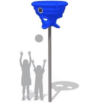 Kunststof sporttoestellen - Voor speelomgevingen - Kunststof sporttoestellen voor speelplaatsen