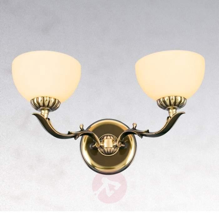 Two-bulb wall light ALEJANDRIA - Wall Lights