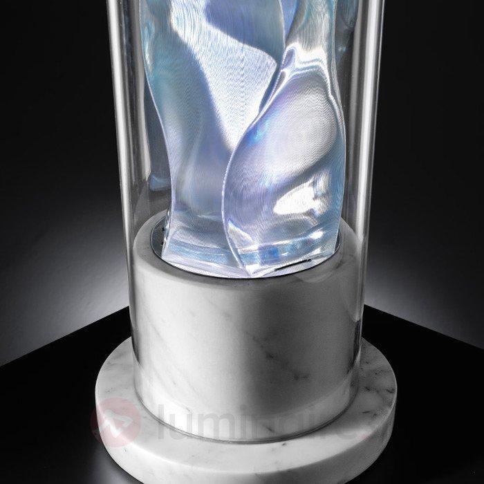 Lampadaire LED en forme de colonne Helios - Lampadaires design
