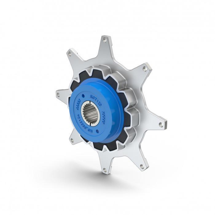 刚性扭力联轴器 - RCT - 专为泵驱动而设计的扭转刚性法兰联轴器  |  RCT